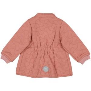 wheat thermo jacket thilde 2112 rose cheeks petit vert 1