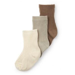 konges-sloejd-sokker-3-pak-ribstroemper-almond-paloma-grey-creme_petit-vert